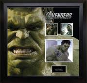 The Incredible Hulk Signed Photo