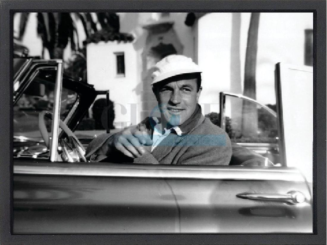 Gene Kelly Limited Edition Framed Lithograph.