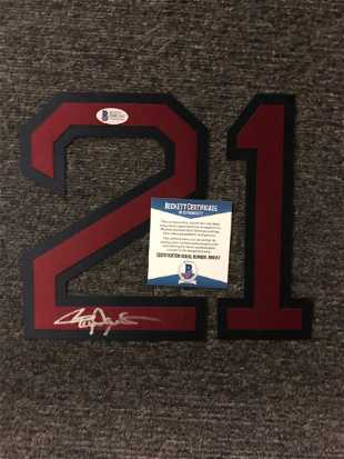 7bbf51a9bba Beckett Authenticated Roger Clemons Signed Jersey