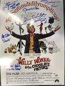 PSA Authenticated Willy Wonka & The Chocolate Factory