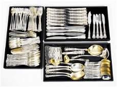 Gorham Buttercup Sterling Silver Flatware