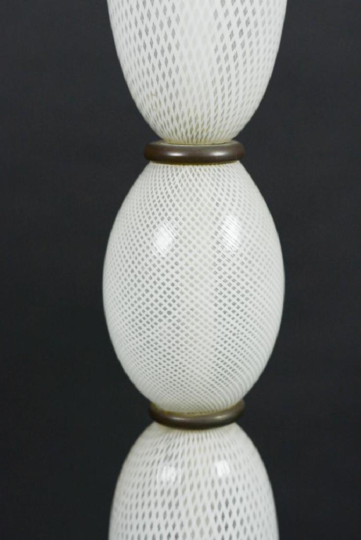 Murano Glass Floor Lamp - 3