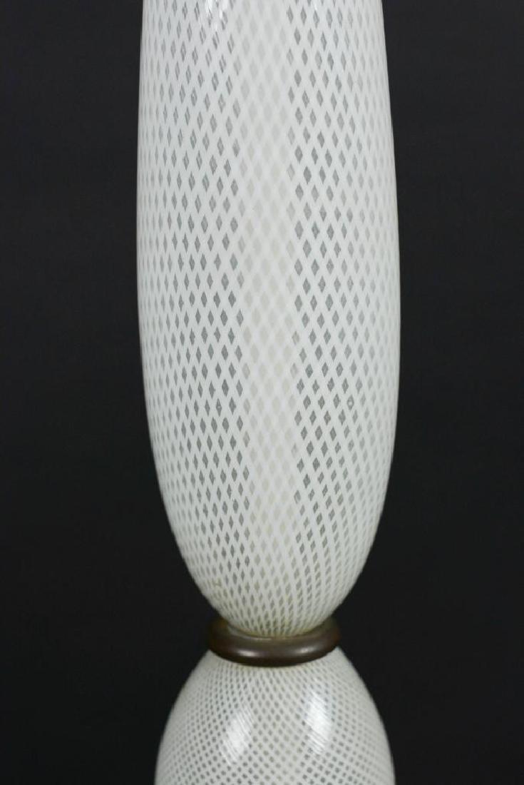 Murano Glass Floor Lamp - 4