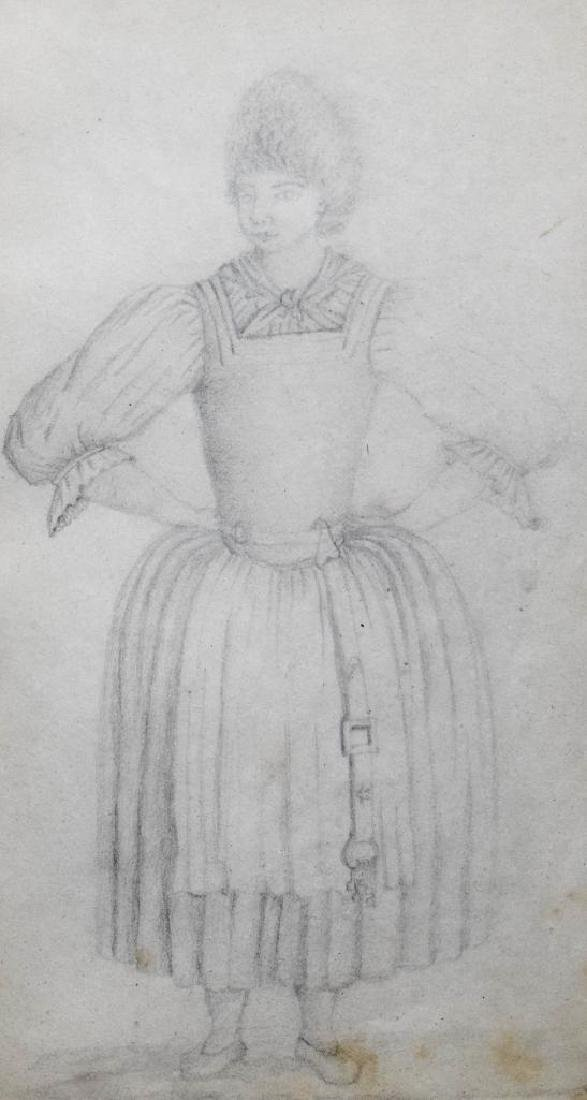 18th Century Drawing