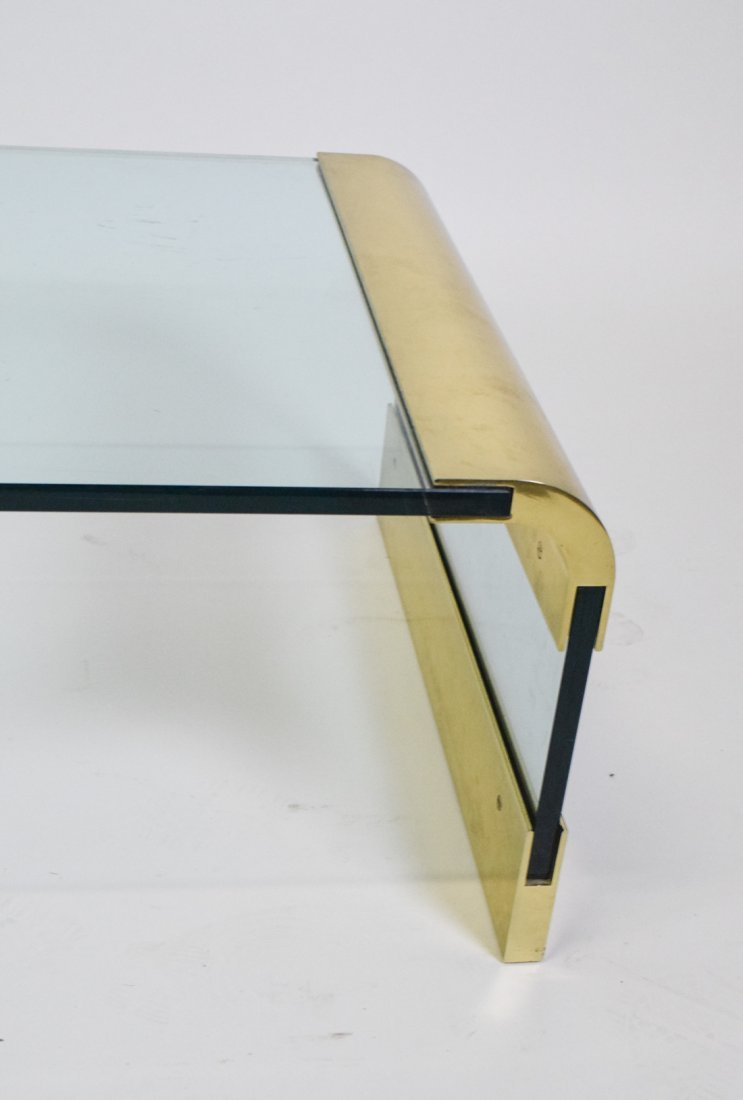 Pace Waterfall Coffee Table - 3