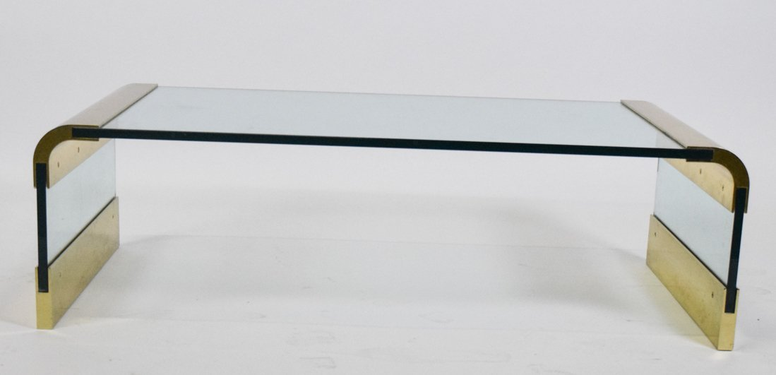 Pace Waterfall Coffee Table - 4