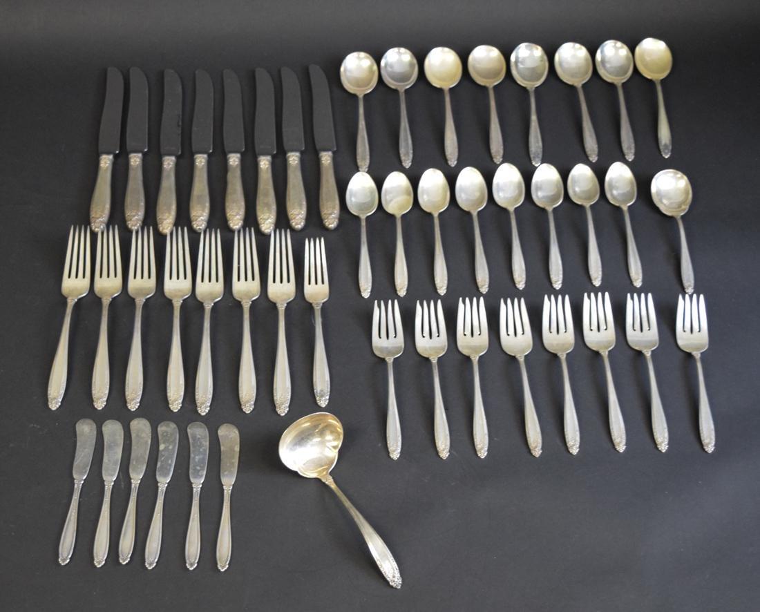 "48pcs International Sterling Silver ""Prelude"""