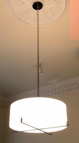 Nessen Lighting Mid Century Pendant