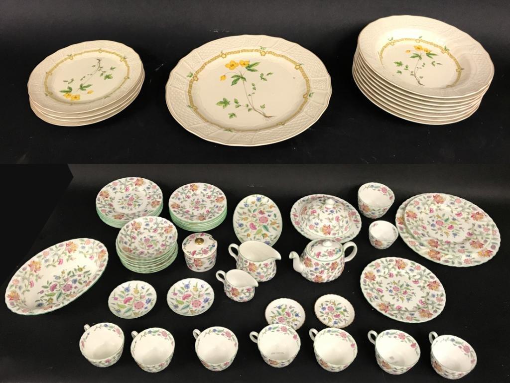 Porcelain Grouping Minton