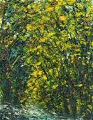 Ann Mittleman Oil on Canvas