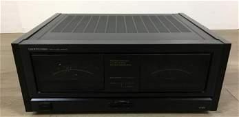Onkyo Integra Stereo Power Amplifier M504