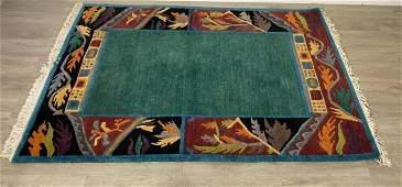 Tufenkin Hand Knotted Tibetian Carpet