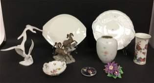 Decorative Porcelain Grouping