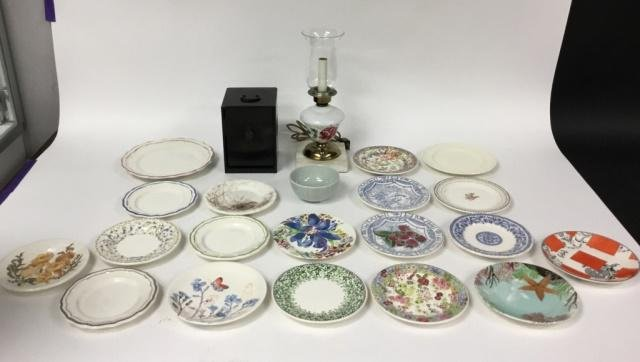 Grouping of Decorative Items