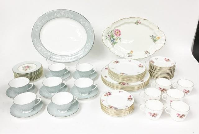 Grouping of Royal Worcester Dinnerware