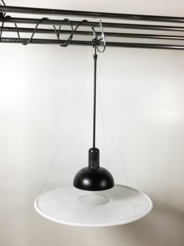 Achille Castiglioni for Flos Frisbi Pendant Light