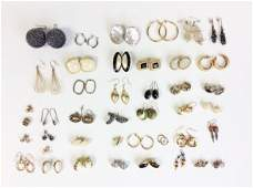 Grouping of Earrings