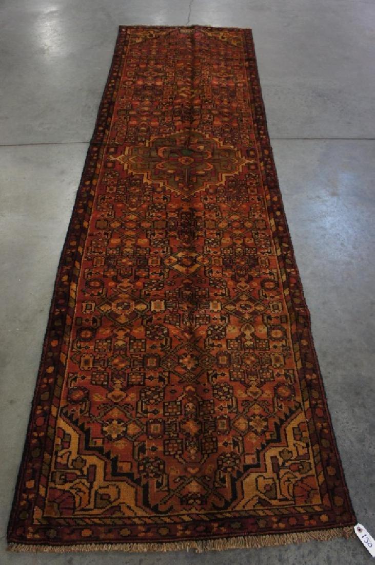 Persian 2'8'' X 9'9'' rug