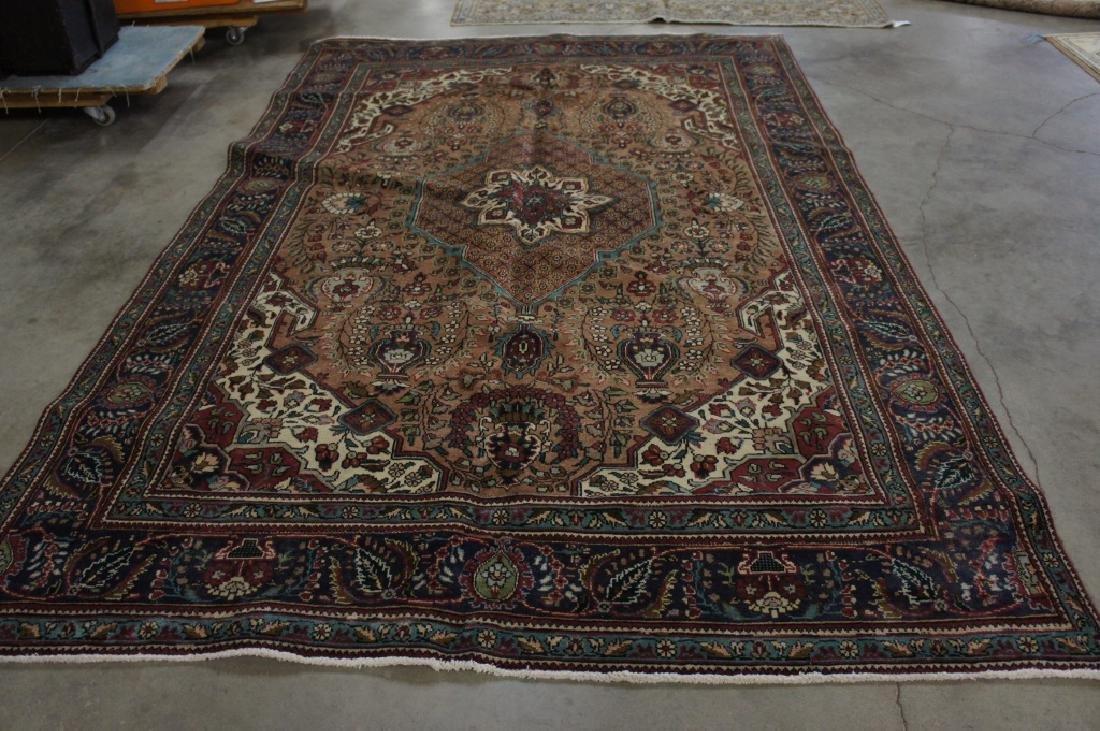 Tabriz 6.7 X 9.9 Area Rug