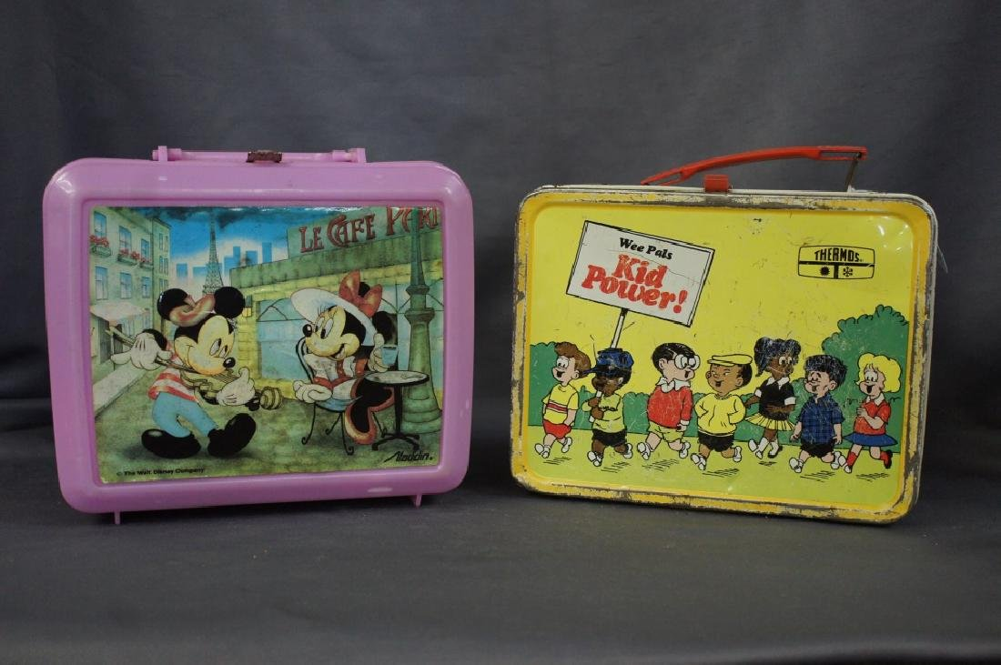 Mickey & Wee Pals Lunchbox