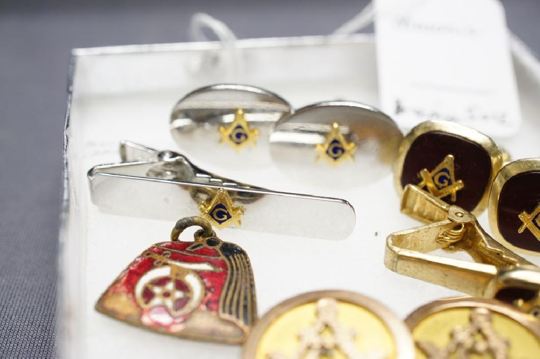 Masonic Jewelry - 2