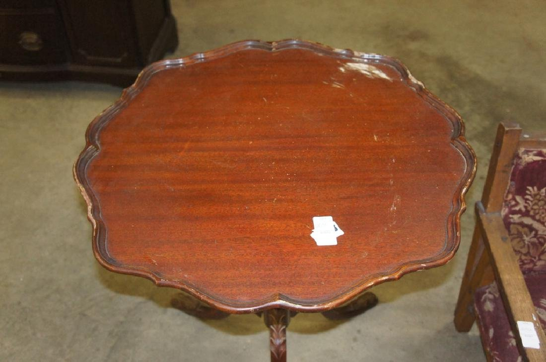 Antique Lamp Table - 3