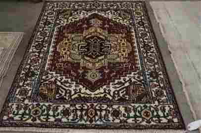 Indo Serapi Handmade Rug