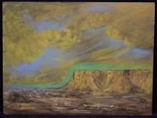 James Guilford Swinnerton Western Landscape O / B