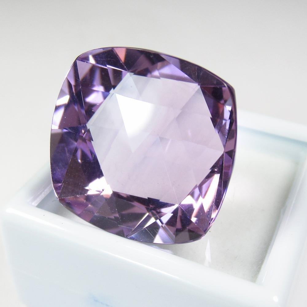 25.07 Ct Natural Purple Amethyst