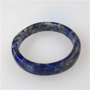 10.45 Ct Natural Lapis Ring