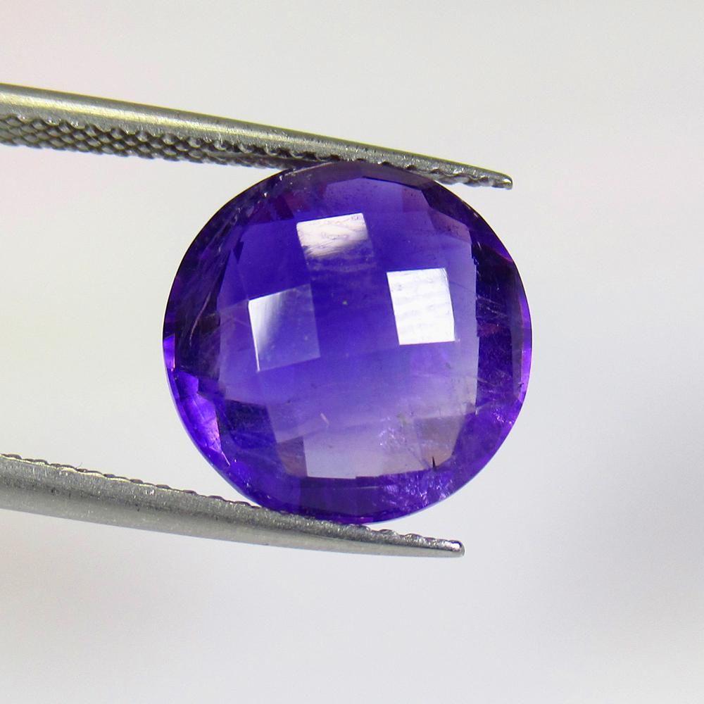 5.63 Ct Natural Purple Amethyst