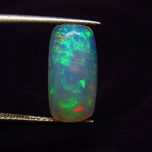 2.40 Ct Natural Multi-Color Welo Opal