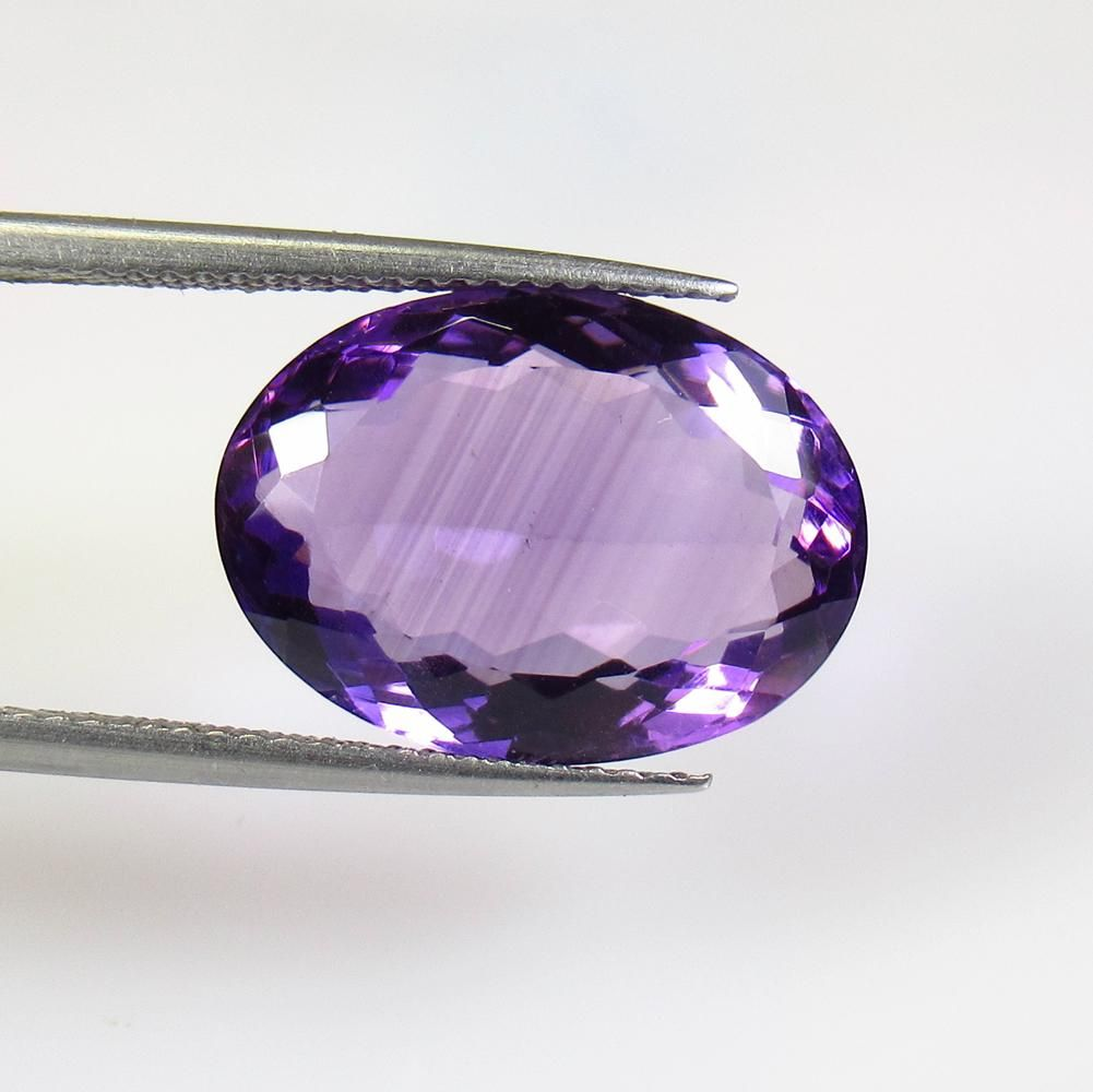 9.54 Ct Natural Purple Amethyst