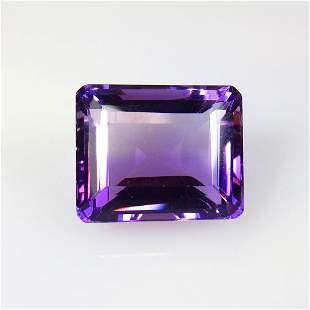 13.81 Ct Natural Purple Amethyst