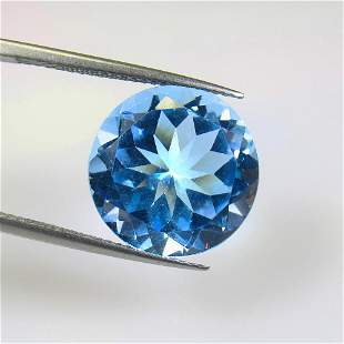 13.48 Ct Natural Blue Topaz