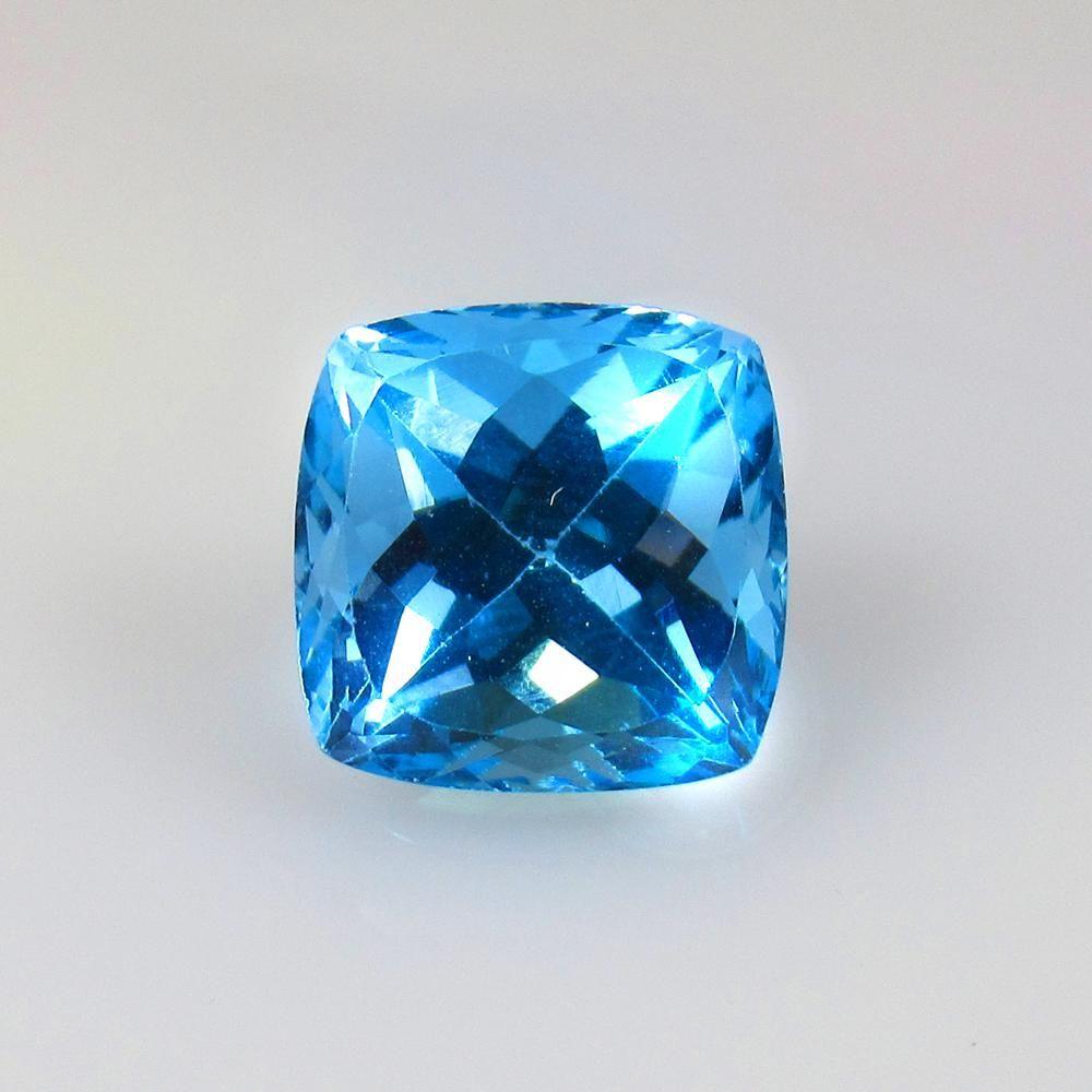 10.63 Ct Natural Blue Topaz