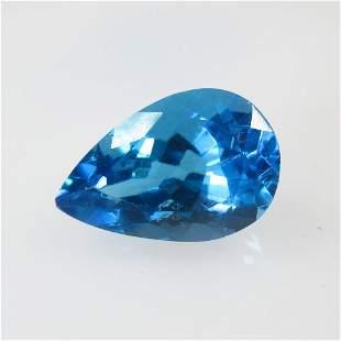5.80 Ct Natural Blue Topaz