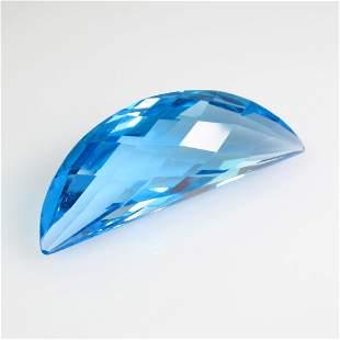 10.29 Ct Natural Blue Topaz