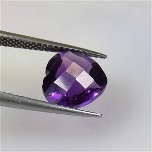 3.21 Ct Natural Purple Amethyst