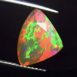 2.34 Ct Natural Multi-Color Opal
