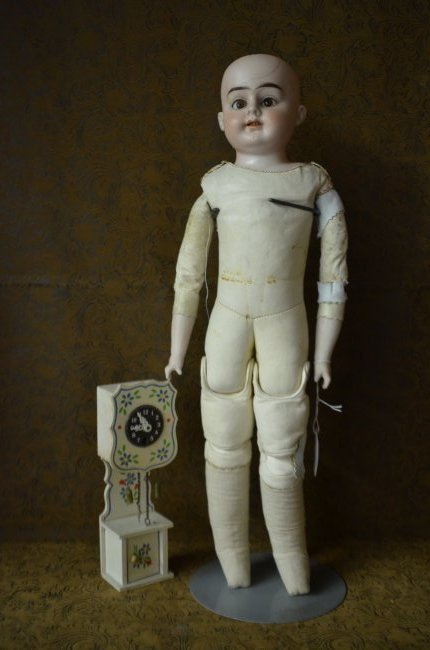 "20"" Antique Alma Doll"