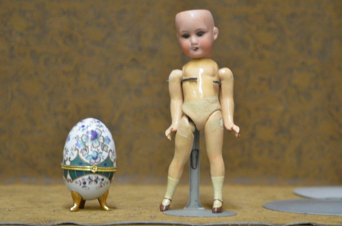 "6"" Antique AM doll"