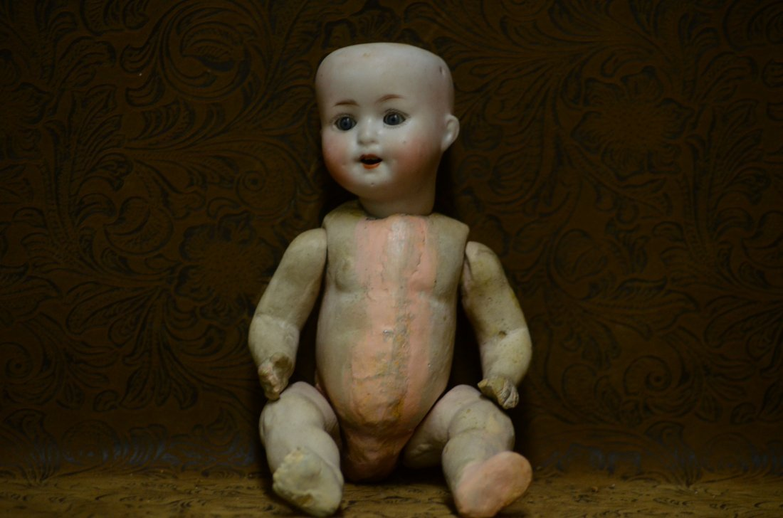 """8"""" 210 Antique Character Baby"""