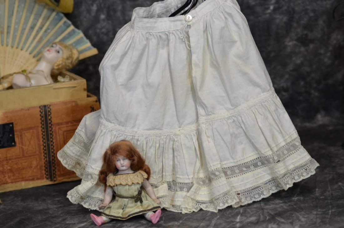 Antique Doll Skirt