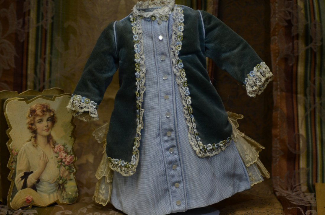 Antique/Vintage Doll Jacket