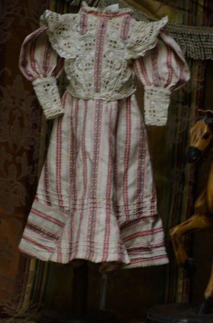 Antique Style Vintage Dress