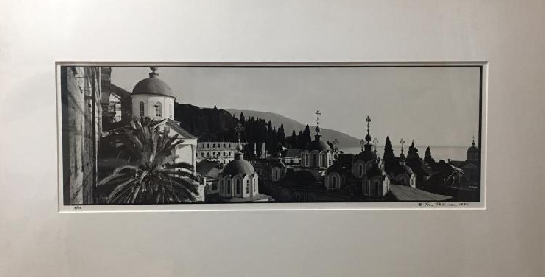 Tony Decaneas (American b 1946), Silver Gelatin Print,