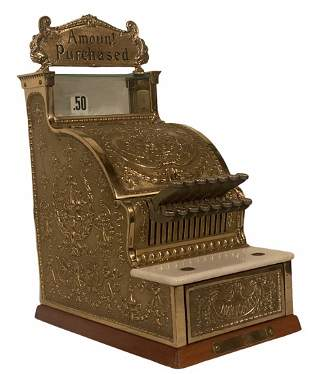 National Cash Register 313 Special Edition