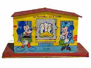 Walt Disney Productions 2nd National Duck Bank
