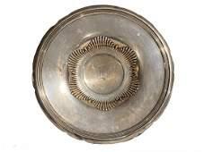 Heavy Gorham Sterling Silver Shallow Center Bowl